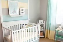Nursury & Playroom Ideas