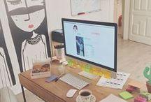 All about The Office. / Fyunka brand office design in Jeddah. Fyunka.co