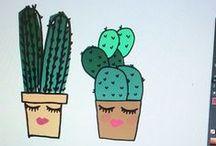 All about Cacti. / Cactus and Succulents love. Fyunka #Fyunka www.fyunka.co