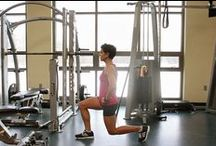 Strength Training / Get your runner body even stronger with these workouts. / by Women's Running Magazine