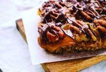 Healthy Desserts / HEALTHY DESSERTS. 'Nuff said. / by Women's Running Magazine