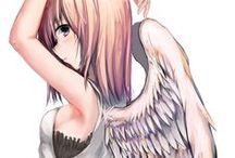 Anime angels & devils