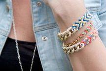 bracelets / by Johana Barretto