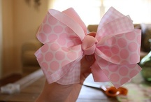 Bows / by Jamie Mathis
