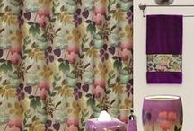 Beautiful Shower Curtain / Beautiful Shower Curtain, adding fun when having a shower. See these on http://www.wholesale-faucet.com  / by Fashion Online