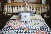 Design // Quilts / Ideas for future quilts! / by Kim Lawler