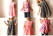Sewing: Girls / Sewing projects for the girls in my life. / by Permanent Kisses