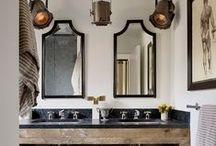 Bathrooms / by Lori Ihringer