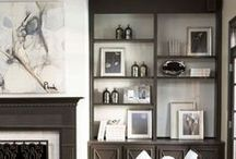 Tablescapes, Wall galleries, & Bookcase Displays / by Lori Ihringer