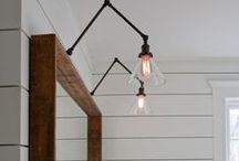 Light Fixtures / by Lori Ihringer