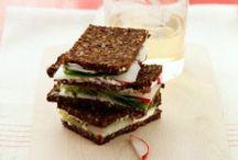 R ... Recipes - Sandwiches