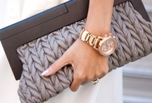 arm candy / who doesn't love a great purse??