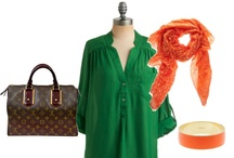 pull it together / outfits to inspire my otherwise drab wardrobe...