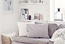LIVING QUARTERS / Ideas for beautiful living.  / by August Ink