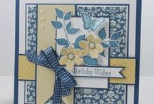Stampin' Up! Card's & Projects / by Allison Keller