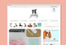 Design // Web design / Brilliant examples of web design / by Kim Lawler