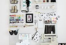 Home // Organisation / A place for everything and everything in its place. / by Kim Lawler