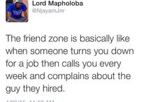 Friend-Zone Rules / All i've learned during 15 years of banishment in the Friend-Zone.  / by John Sauer