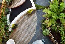 Garden escapes / My dream garden landscaping