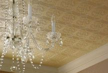 Pretty ceiling / by Lori Garcia
