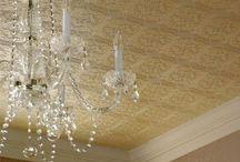 Pretty ceiling / by Lori Garcia