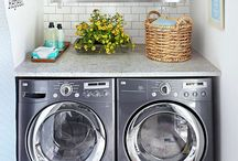 Laundry room / In my dreams...