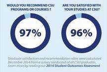 CSU Infographics