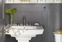 Master bathroom / by Lori Garcia