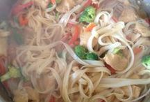 Oriental Recipes / by Leslie K