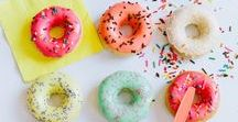 Donut Heaven! / Donuts in all their wonderful circular glory! Feeling hungry?