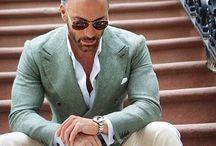 Man's Style / The most stylish men and the best looks. See more Ideas and  let yourself inspired by their style. //  Los hombres más elegantes y los mejores estilismos. Mira más ideas y déjate inspirar por su estilo ...
