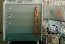 Storage solutions / by Dress Me Polly