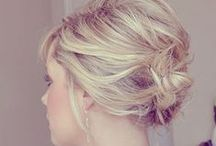 Hairstylin' / Colours, styles, up-dos, and retro hair ideas / by Dress Me Polly
