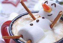 Holiday Recipes / Decorating Ideas / Holiday recipes, table decorating, holiday decorating