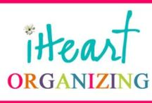 Organizing the Home / by JoMarie Williams