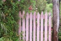 Garden Gates / Unusual or pretty garden gates