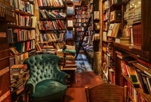 Books, Books & More Books! / Books are the quietest and most constant of friends; they are the most accessible and wisest of counselors, and the most patient of teachers.  ~Charles W. Eliot   / by Sorrenta