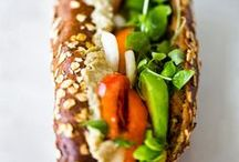Food Ideas / Pescatarian food ideas and snacks  / by Sarah Hendricks