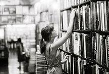 bookshelf. / by Lena Kurtz