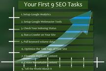 Search Engine Optimization / by Stone Temple Consulting