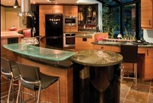 Kitchen (no Island) Ideabook / Gather photos of Kitchens that you think are, WOW!  That is the best way to plan for a remodel, to gather pictures to show what you DO like, and what you don't!