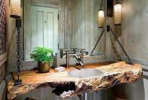 Bathroom Ideabook / Gather photos of Bathrooms that you think are, WOW!  That is the best way to plan for a remodel, to gather pictures to show what you DO like, and what you don't!
