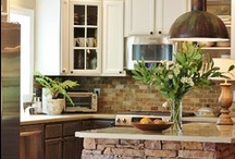 Kitchen + Island Ideabook / Gather photos of Kitchens that you think are, WOW!  That is the best way to plan for a remodel, to gather pictures to show what you DO like, and what you don't!
