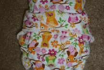 cloth diapering / by Sarah Welte