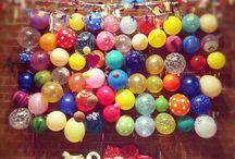 Fiestas Party / Fuentes de inspiración a la hora de organizar fiestas únicas, inolvidable, extra originales