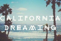 California / Because CA deserves an entire board for itself... / by Christine