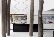 Design projekt - Butiksindretning