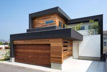 Home Design - Exterior / by Tasha Woods