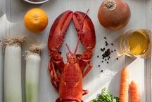xo lobster / by xoj9Creative