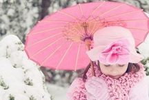 Pretty In PINK  / Everything PINK!!! / by Lisa Morgan Dell